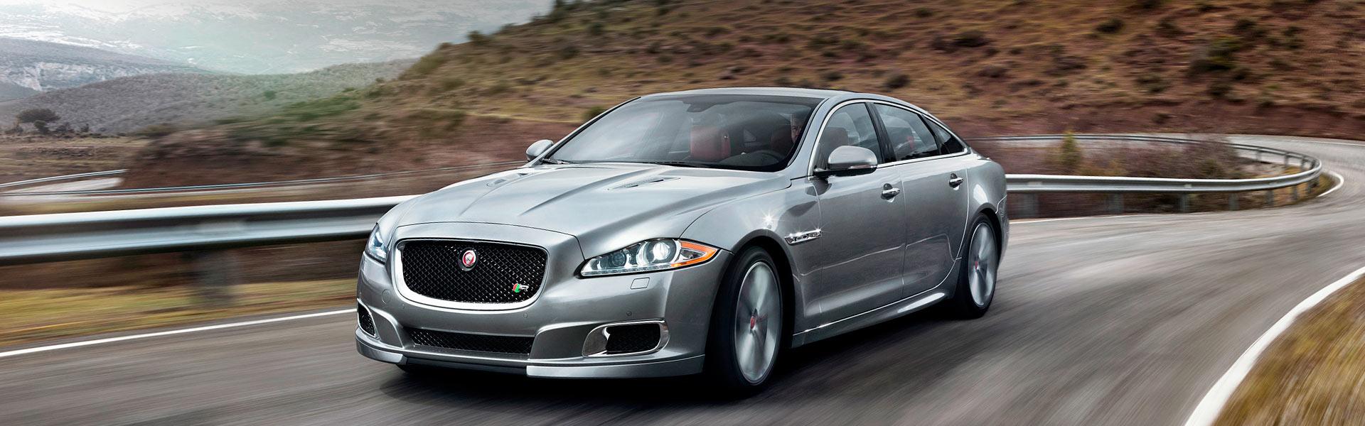 Сервис Jaguar XJR